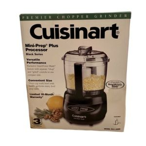 Cuisinart Premier Chopper Grinder - Mini Prep Plus
